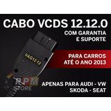 Cabo + Programa Scanner Vag-com Vcds 12.12 Mercadoenvios