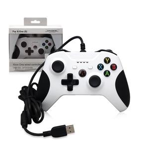 Controle Xbox One Joystick Pc Com Fio Usb P2 Dobe G20