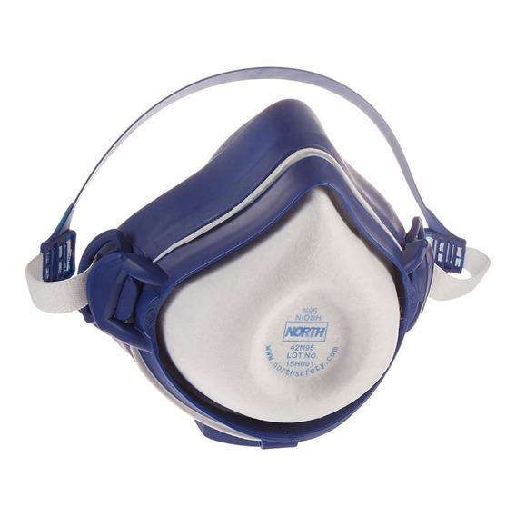 Semimascara Filtro Polvo Partículas Reutilizable Certi Niosh