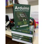 Livro  Arduino: Guia Avançado Para Projetos - Capa Dura