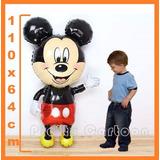 Globos Caminante Gigantes Mickey Minnie Minnion (111 Cm)