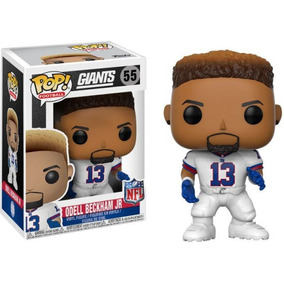 Figura Funko Pop Nfl: Odell Beckham Jr. (giants Color Rush)