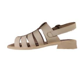 Sandalia Cuero Chata Marcel Ultimo Par 38 Oferta Shoestore