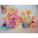 Linda Bonequinha Bebê Estilo Kelly ( Irmã Da Boneca Barbie )