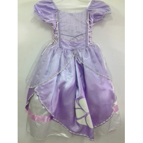 Disfraz Tipo Sofia Princesa Disney
