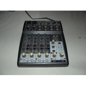 Consola Behringer 802 8 Canales