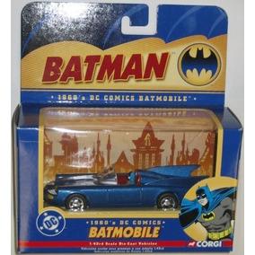 Auto Batman 1960 Dc Comics Batmobile Corgi Personaje Rdf1