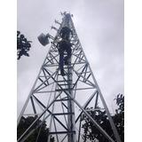 Torre Autoportante(telecom)30m Galvanizada A Fogo+art