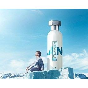 Perfume Yanbal Oxygen Blanc 100ml Para Hombre Mil Esencias