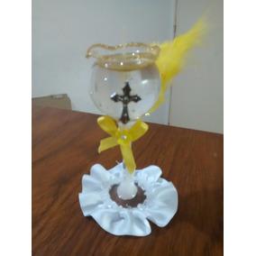 Centros de mesa de copa para primera comunion souvenirs para tu casamiento bautismo y m s en - Como hacer centros de mesa para comunion ...
