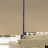 Persiana Enrollable Color Capuccino 180x180 Cm Envío Gratis