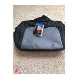 Callaway Golf Classic Computer Laptop Briefcase-nwt-free Shi