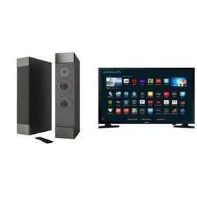 Equipo De Sonido Thonet&vander Turm + Tv Smart Samsung 43
