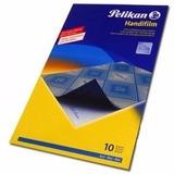 Papel Carbonico Pelikan Handfilm X 10 Azul Escritura A Mano