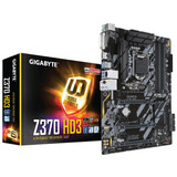 Motherboard Gigabyte Ga-z370-hd3 Intel 1151 Ddr4 Z370