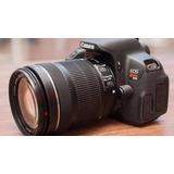 Camara Canon Eos Rebel T4i