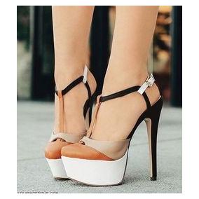Sapato Da Moda 2018 , Salto 15 Cm - Frete Grátis!