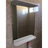 Espejo Grande Con Luces Para Baño, Living O Dormitorio.