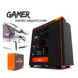 Cpu Gamer Amd Ryzen 5-1600 Ram16gb Ssd240 Asus Gtx1070ti 8gb