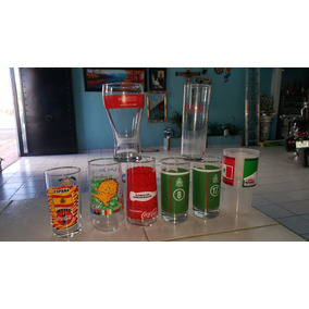 Jgo De 8 Vasos Coca Cola Collection Envio Gratis