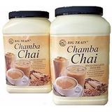 X2 Chamba Chai Te Latte Rinde 59 Tazas Mismo Juan Valdes