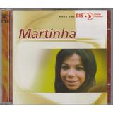 Martinha - Cd Bis - Jovem Guarda - 2 Cds