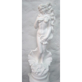 Figuras Yeso 65 Cm David Venus Bañista Aguatera Vergonzosa