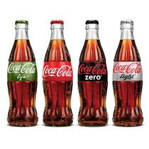 Coca, Sprite, Fanta, Zero, Life, Light 237ml