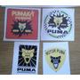 Adesivos Puma: Pumakit, Motor Puma E Equipe Puma Competição