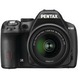 Cámara Pentax K Mp Digital Slr Camera Kit With Da L Mm Wr