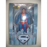 Superman Christopher Reeve Neca Dc Comics Envio Gratis