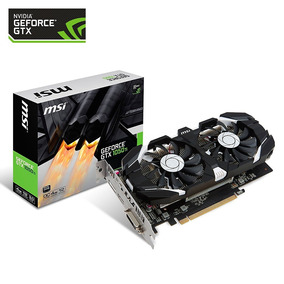 Nvidia Geforce Gtx 1050 Ti Msi Oc 4gb