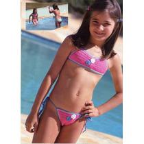 Bikini /mallas Tejidos A Crochet Para Nenas Y Adolecentes