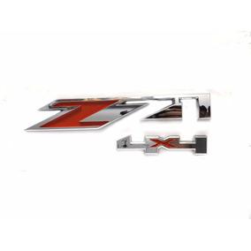 Logo Z71 4x4 Chevrolet Cheyenne Silverado Tahoe Avalanche