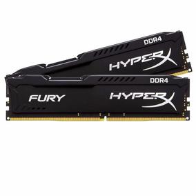 Memoria Ram Hyperx Fury Ddr4 2x4 8gb 2133mhz Tienda
