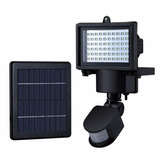 Luz Led Solar De Movimiento 60 Led
