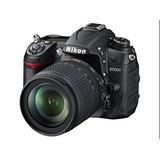 Camara Nikon D7000 Casi Nueva Excelente Estado