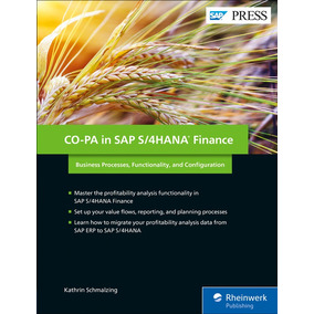 Libro Co-pa In Sap S/4hana Finance Business Processes