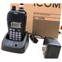 Radio Vhf Fm Transceiver Icom Ht Ic-v85 Novo Na Caixa