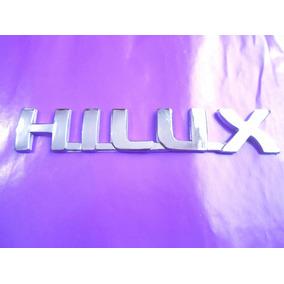 Emblema Hilux Toyota Camioneta