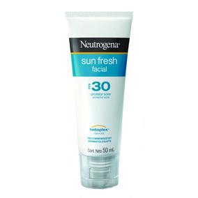 Johnson & Johnson Neutrogena Sun Fresh Facial Fp30 - 50ml