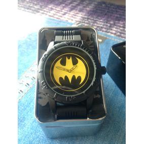 Reloj Batman Marvel® Comics Caja Metálica