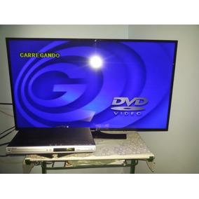 Dvd Player Gradiente D-681 Para Conserto (limpeza) Ou Peças