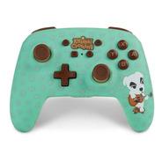 Control Inalámbrico Joystick Nintendo Animal Crossing Nuevo