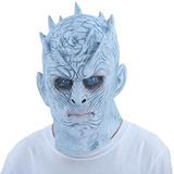 Máscara Rei Da Noite Game Of Thrones Latex Importada Oficial