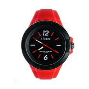 Reloj Feraud F100m5-01 Hombre Sumergible 100m Silicona