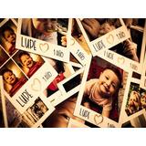 60 Souvenir Foto Iman Con Bolsa Transparente