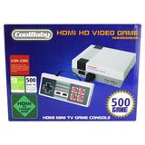 Consola C00lbaby Retro Mini Nes 8 Bits Hdmi 2 Controles