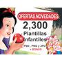 Plantillas Marcos Para Fotografias Infantiles Psd Y Catalogo