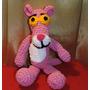 Tejida A Crochet - La Pantera Rosa